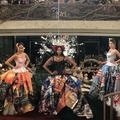 Couronnes extravagantes, robes imposantes, mannequins de choix... Le défilé Alta Moda de Dolce & Gabbana en 15 clichés