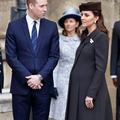 Kate Middleton : la grossesse de la duchesse du style en dix-sept tenues