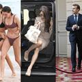 Amal Clooney, Emmanuel Macron, Kaia Gerber : la semaine people