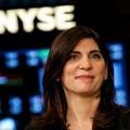 Stacey Cunningham, première femme à la tête de la mythique Bourse de New York