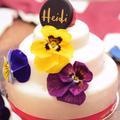 Le gâteau du mariage princier est déjà disponible en version mini