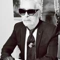 """Karl Lagerfeld : """"Je suis une marque ambulante, je m'appelle Logofeld"""""""