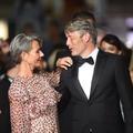 Mads Mikkelsen et sa femme Hanne Jacobsen, deux amoureux au Festival de Cannes