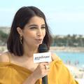 """Leïla Bekhti : """"La montée des marches, ça peut être très stressant"""""""