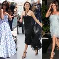 Vintage, couture, casual... Le marathon mode cannois de Penélope Cruz