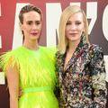 Cate Blanchett et Sarah Paulson pètent les plombs en pleine promo