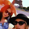 La folle escapade des célébrités à Paris