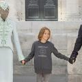 Hudson et Jameson Kroenig, l'adorable duo d'enfants du défilé Chanel