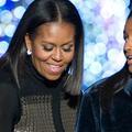Michelle Obama et sa fille Sasha (presque) incognito au concert de Beyoncé et Jay-Z à Paris