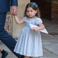La remarque piquante de la princesse Charlotte au baptême de son frère Louis