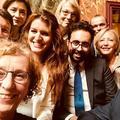 Le selfie presque hollywoodien des membres du gouvernement