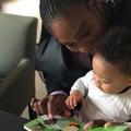 Quand Serena Williams parle à sa fille en français