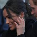 Buckingham Palace met en vente une copie de la bague de fiançailles de Meghan Markle