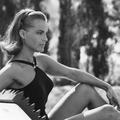 """Romy Schneider, du costume impérial de Sissi au maillot sensuel de """"La Piscine"""""""