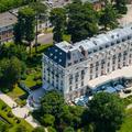 Le Trianon Palace, QG des stars du golf