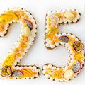 """""""Number cake"""", le gâteau d'anniversaire en forme de chiffres"""