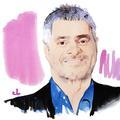 """Pierre Salvadori : """"J'écris beaucoup en position allongée, les jambes relevées, pour irriguer le cerveau"""""""