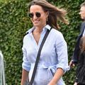 Les premières photos de Pippa Middleton depuis sa sortie de la maternité