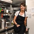 Dominique Crenn, première femme chef trois étoiles au guide Michelin aux États-Unis