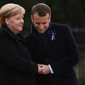 Une centenaire confond Angela Merkel et Brigitte Macron