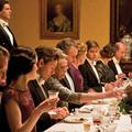 """""""So chic !"""", on va pouvoir fêter Noël au château de """"Downton Abbey"""""""