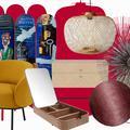 30 idées de cadeaux de Noël pour une accro de la déco