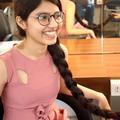 À 16 ans, elle devient l'ado aux cheveux les plus longs du monde