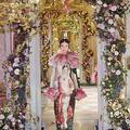 À Milan, le défilé Alta Moda de Dolce&Gabbana fait revivre les chefs-d'œuvre de la Renaissance