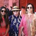 Au mariage de la fille la plus riche d'Inde, Hillary Clinton et Beyoncé en invitées d'honneur