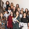 Prix Business with Attitude 2019 : les 15 demi-finalistes rassemblées autour d'un petit déjeuner