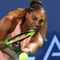 La fille de Serena Williams fait le show lors d'un match opposant sa mère et sa tante