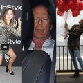 Bruce Willis, Julia Roberts, Jean Dujardin : la semaine people