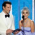 """""""Bradley, je t'aime"""" : la déclaration de Lady Gaga aux Golden Globes"""