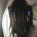 Une ex-hôtesse de l'air publie les photos de ses passagers les plus mal élevés