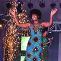 Les cheveux de Miss Africa 2018 prennent feu en plein couronnement