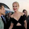 Rami Malek s'est bien pris un vent de Nicole Kidman aux Golden Globes