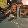 Brad Pitt était invité aux 50 ans de Jennifer Aniston, et il est venu