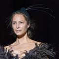 Pour Marc Jacobs, Christy Turlington revient sur le catwalk après vingt ans d'absence