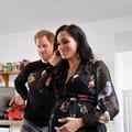 """La vidéo saisissante du premier coup de pied du futur """"royal baby"""""""