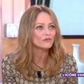 Vanessa Paradis émue par un message de sa fille Lily-Rose Depp