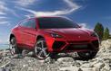 Lamborghini Urus : Un 4×4 né sous le signe du taureau
