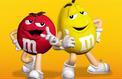 Rouge et Jaune, savoureux chefs de bande des M&M's
