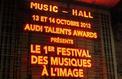 Un festival met à l'honneur les musiques de film