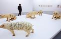 La Ruée vers l'art, le monde de l'or