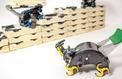 L'intelligence collective des termites transmise aux robots