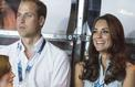 Premier match de NBA pour le Prince William et Kate