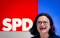 Une femme élue à la tête du SPD