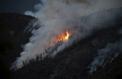 Californie: l'incendie continue près du parc de Yosemite