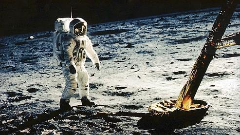 21 juillet 1969 : on a marché sur la Lune<br/>