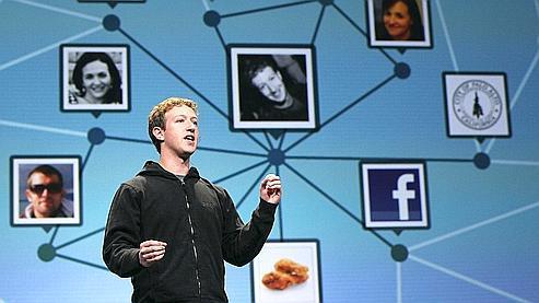 Sur Facebook, la «norme» est d'exposer sa vie privée, a dit récemment le créateur du site, Mark Zuckerberg.